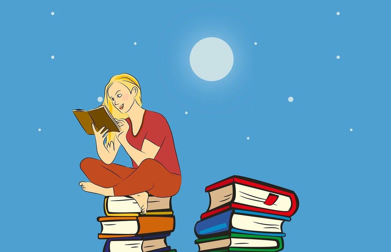 Transition in Reading Habit
